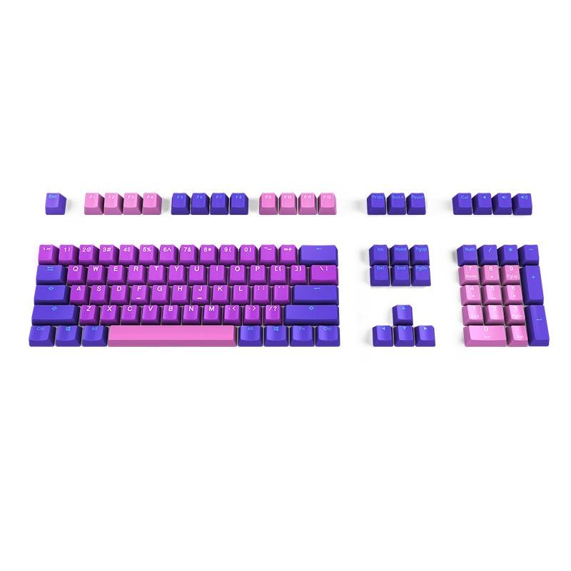Big Sale Mechanical Keyboard Keycap Akko X Ducky Queen 108 Key OEM Profile  PBT Keycap Keycaps Set