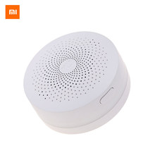 Original Xiaomi Smart Home Gateway Multi-functional Upgraded Smart Temperature and Humidity Sensor WiFi Remote Control by Mi APP(China)