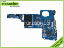 688277-001 laptop motherboard for HP Pavilion 1000 2000 450 Series AMD E2-1800