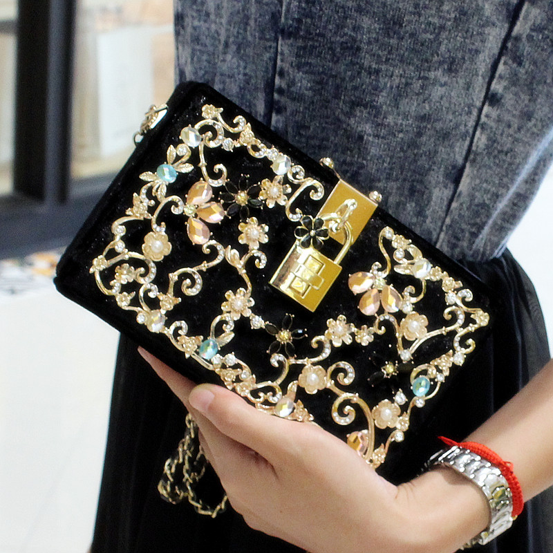 ФОТО High Quality Lady Messenger Bag For Formal Evening Party Fashion Clutch Banquet Bags Handbags Women Famous Brands Bolsa Feminina