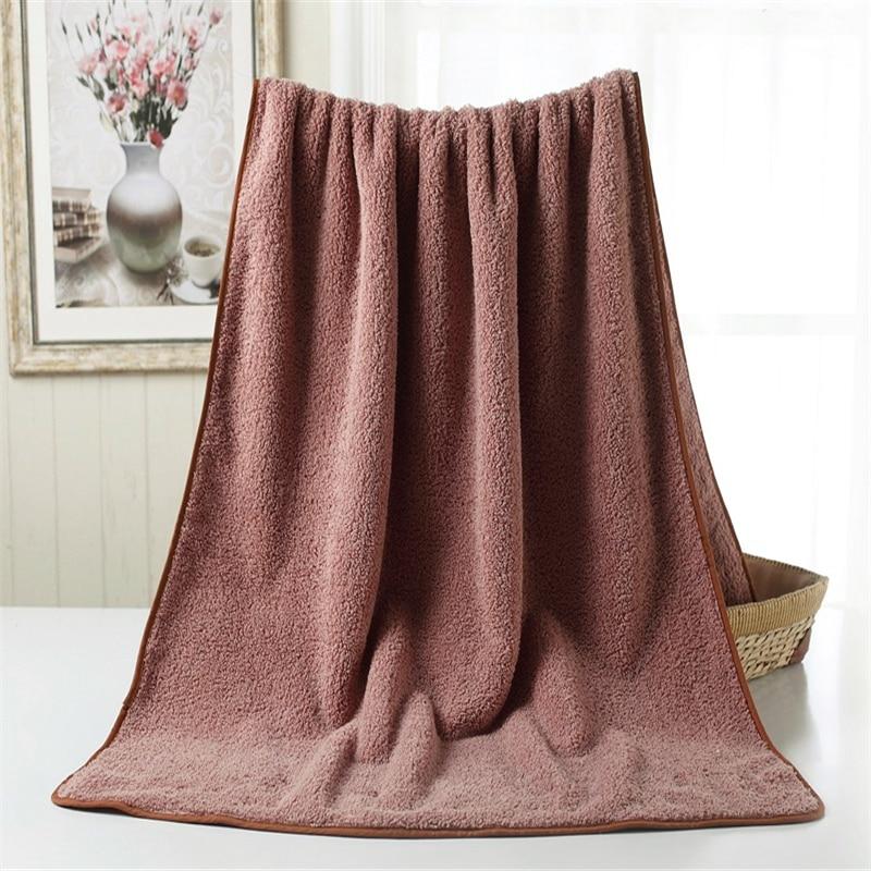 100% cotton bath towel gym towel sport bathroom beach towels for adults 160*80cm toaha de banho super water-absorbent