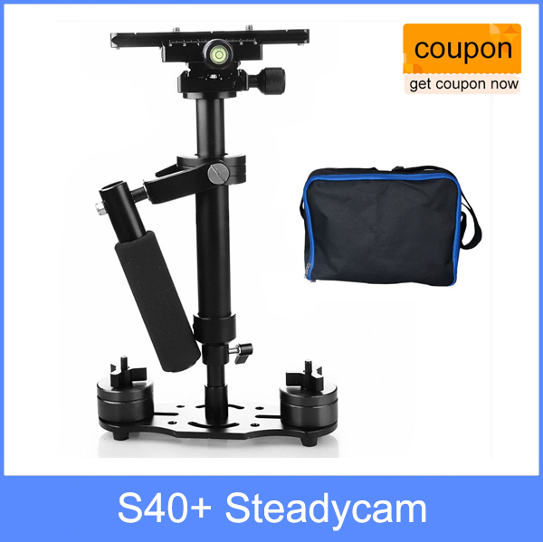 Fotopal S40 0 4M 40CM Handheld Steadycam Stabilizer For Steadicam Canon Nikon GoPro AEE DSLR font