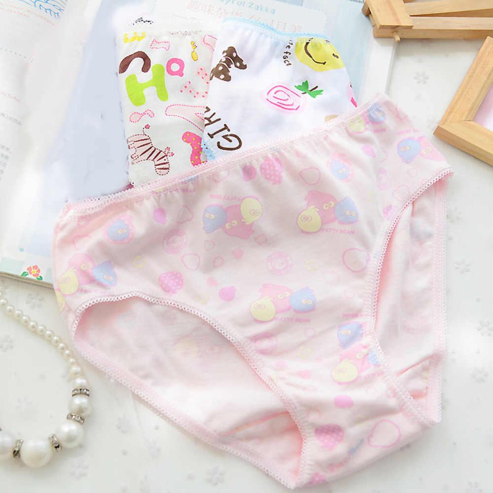 68f583439035 Lovely Pattern Baby Girls Comfortable Cotton Underwear Panties Little Girls  Kids Cute Pattern Short Briefs Underpants