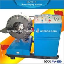 2017 BARNETT BNT91F Large Diameter Hydraulic Hose Crimping Machine Price In India
