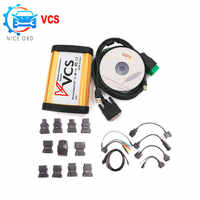 VCS V1.5 with full set cables adapter Auto Communication Scanner Interface Vehicle Communication Scanner VCS V3109