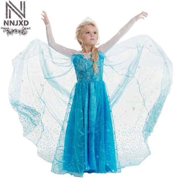 stage costume for teenage girl fille fairy dress halloween outfits princess dress long gown size 3