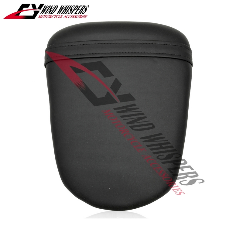 Motorcycle Passenger Rear Seat Cover Cushion Pillion For