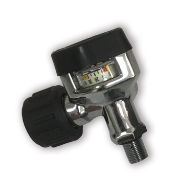 AC921 With Gauge Valve for Compressed Air for Paintball or Hunting Air Gun Drop Shipping Acecare