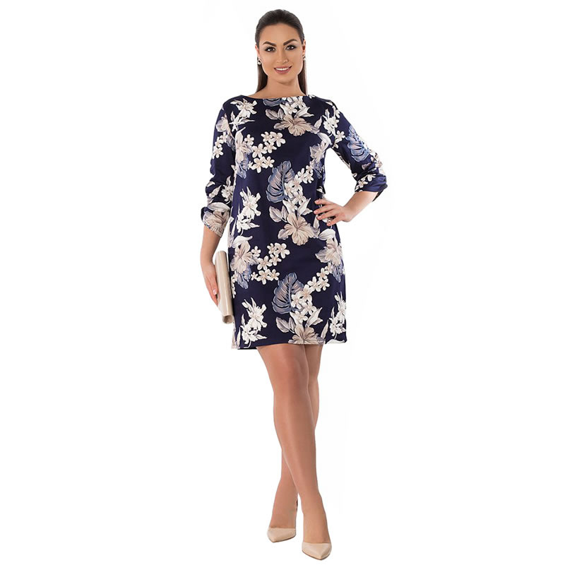 2019 Summer Dress Plus Size Women Clothing Elegant Floral Bodycon Dress Big Size Office Dress 5XL 6XL Party Dress Vestidos