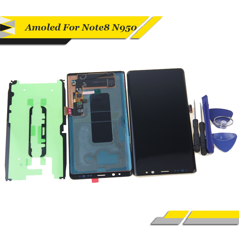 Replacement LCD for SAMSUNG GALAXY Note 8 Note8 Display