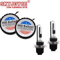 SKYJOYCE Canbus H7r Xenon 55w H7R Kit Mini For All Kit Xenon H7R 4300K 5000K Hid