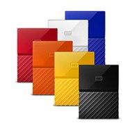 WD 1TB 2TB 4TB HDD 2.5 Hard Disk External Hard Drive 1 TB 2 TB 4 TB TO Hard Drive Portable Harddisk HD 1T 2T 4T USB3.0 HDD HD
