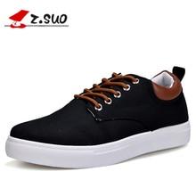 2018 NEW 봄 남성 캐주얼 신발 패션 통기성 레이스 업 캔버스 신발 플랫 신발 남성 빅 사이즈 39-47 Zapatos Hombre Black