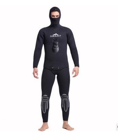 Muškarci 3MM ronilačka odijela Wetsuit kupaće surfanje Surfanje - Sportska odjeća i pribor - Foto 5