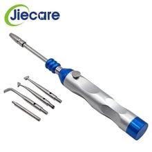 1 набор из нержавеющей стали стоматологический Регулируемый автоматический инструмент для удаления короны 4 уровня для стоматологической лаборатории стоматологические хирургические инструменты Инструменты