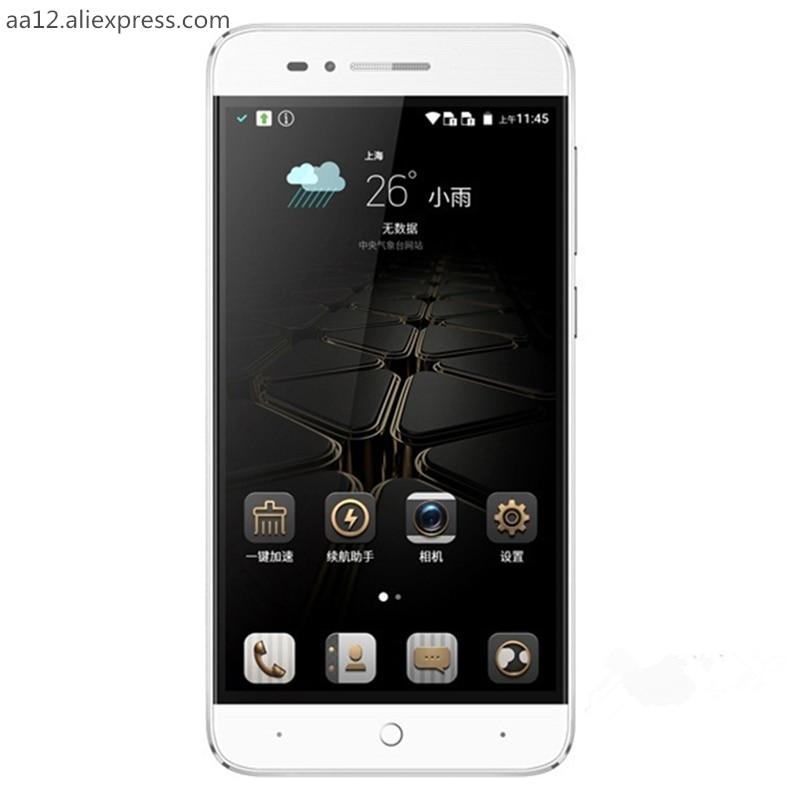 ZTE BA611T quad core 3g ram 32g rom 5 0 FHD fingerprint Android 5 1 Telefone