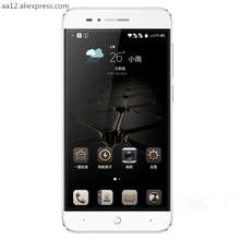 ZTE BA611T quad core 3g ram 32g rom 5.0 FHD de huellas dactilares Android 5.1 8.0MP WCDMA FDD LTE teléfono móvil 4000 mAh Telefone otg 2.5D