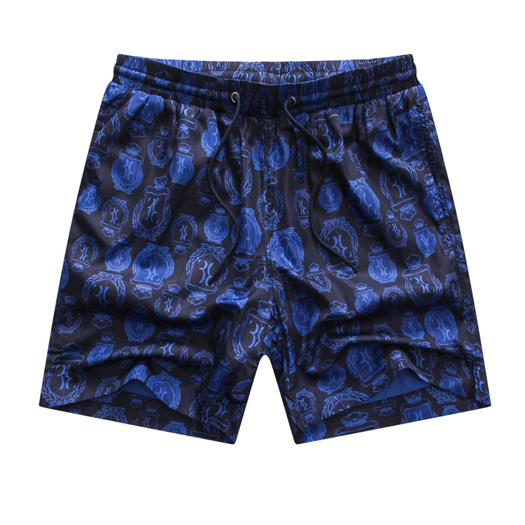 BILLIONAIRE&TACE SHARK Beach shorts pants men's 2018 new arrive casual printed pattern lace up leisure clothing Free shipping