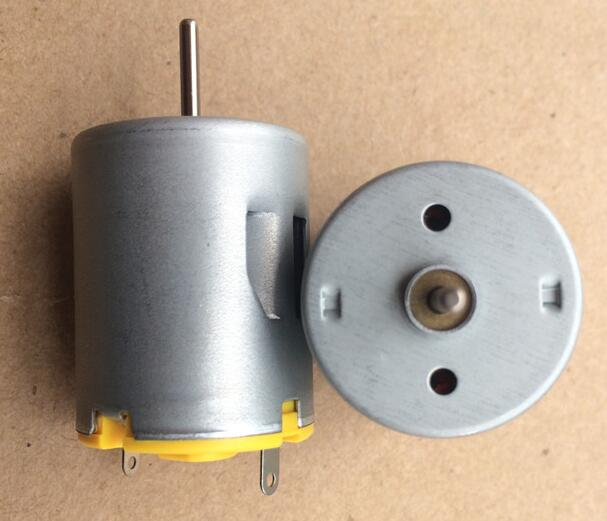 DC 12-24V 23000RPM High Speed Micro Vibration Motor for Mini Hair Dryer
