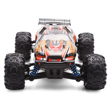New Arrival 4WD Off-Road RC Vehicle PXtoys 9302 1:18 2.4GHz Truggy High Speed RC Racing Car Speed For Pioneer RTR Monster Truck(China)