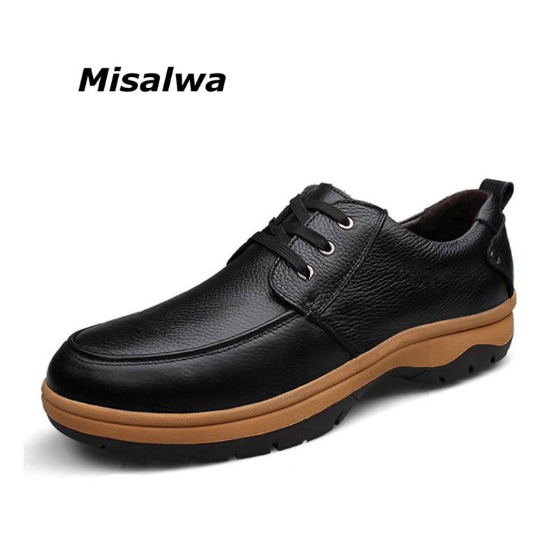Men Business Casual Genuine Leather Shoes Extra Big Plus Size 12 13 14 15 16 17 45-48 49 50 51 52 53 Zapatos Hombre Hot Sale