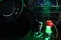 Car Air Freshener Home Aroma LED Humidifier Mushroom Air Diffuser Purifier Fresheners Atomizer New Levert Dropship