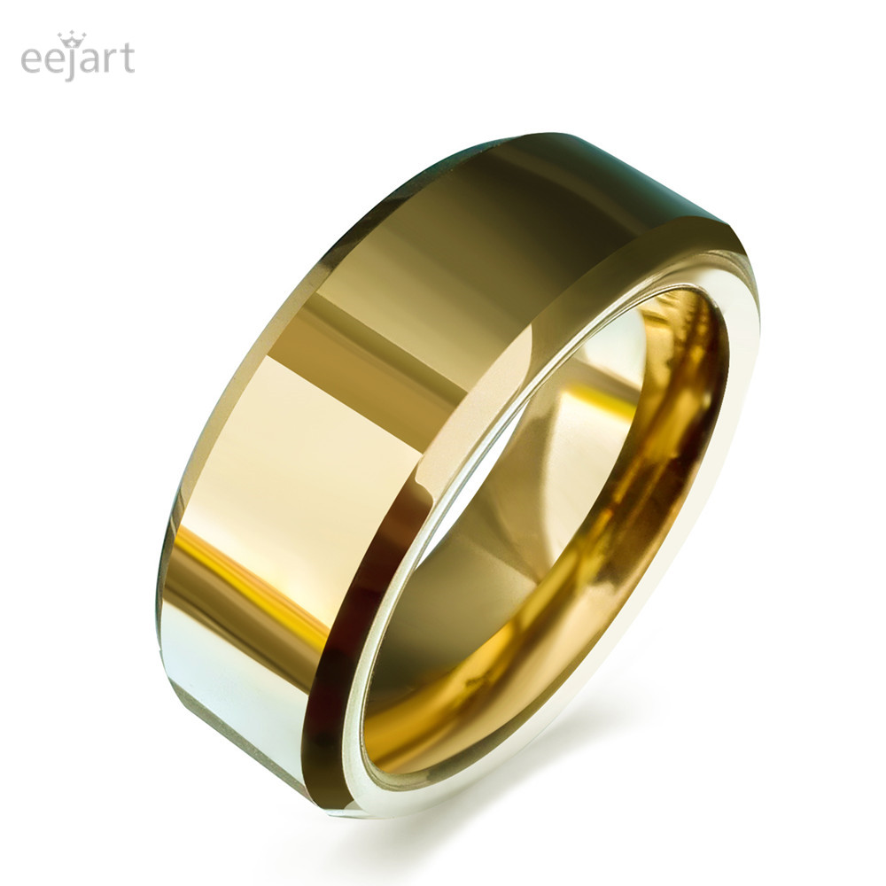 Gold Tungsten Ring Reviews