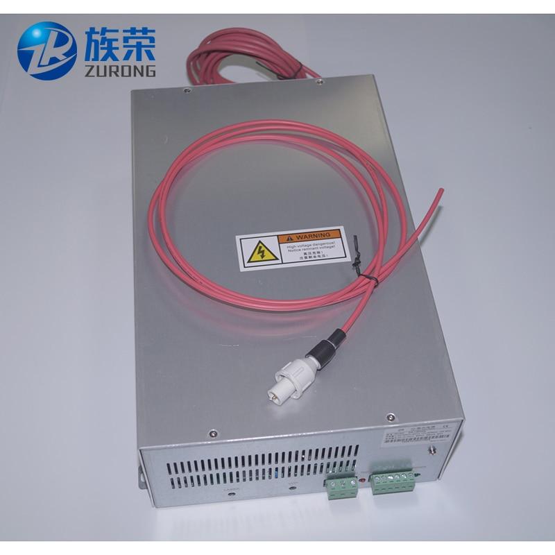 SHZR AC110V 60W CO2 Laser Power Supply shzr 40w laser power supply ac110v