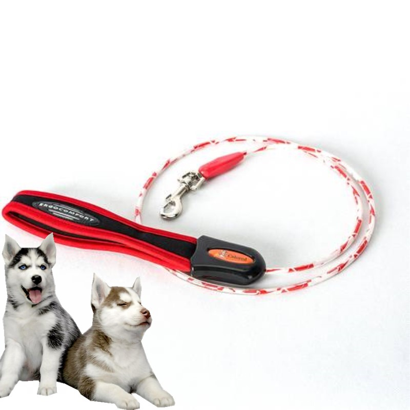 Dog Leashes For Outdoor training Walking recall lead Nylon Handle retractable dog leash Pet Product