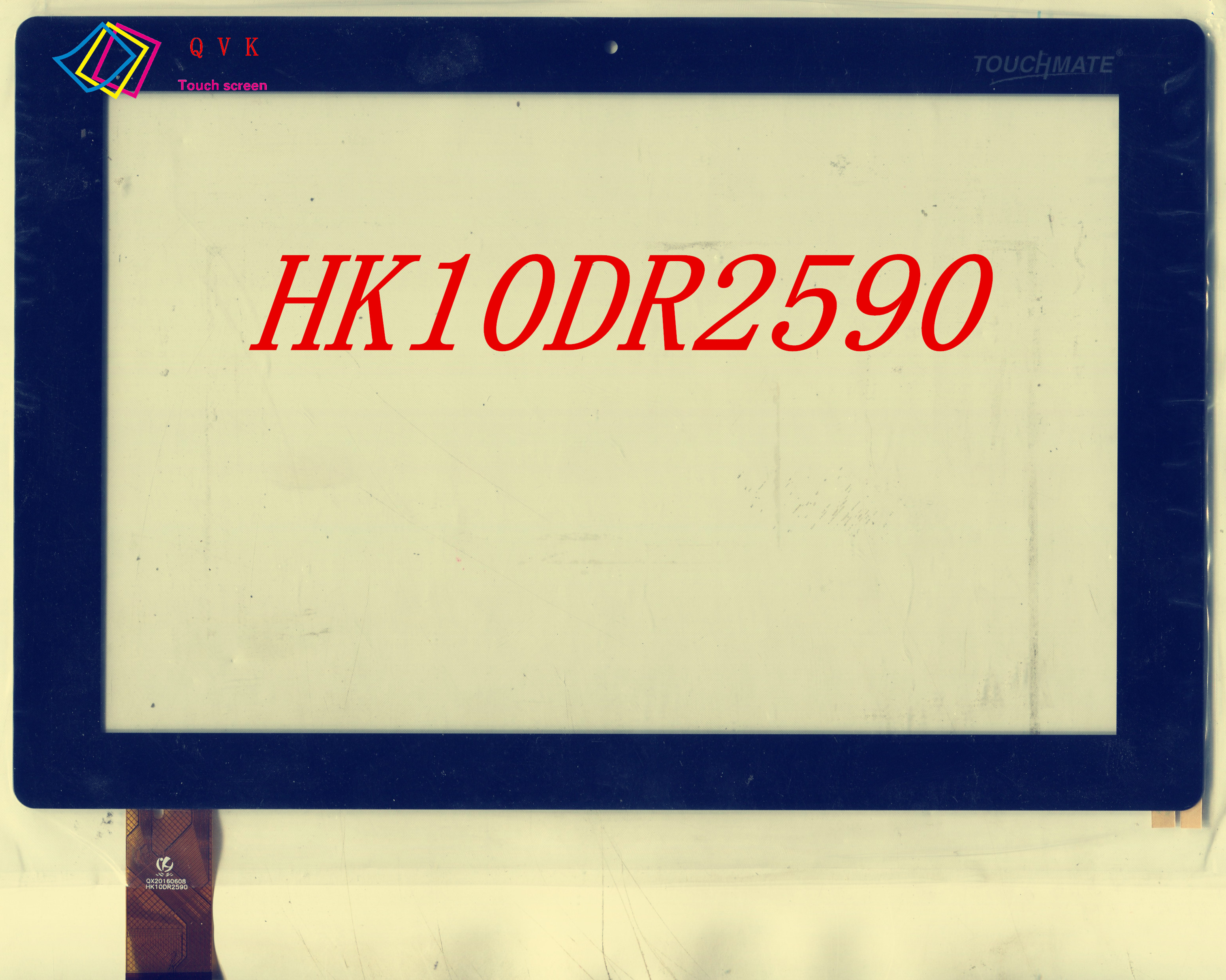 100 original new stock 10 1 inch win8 HK10DR2590 QX20150730 tablet PC touch screen digitizer panel