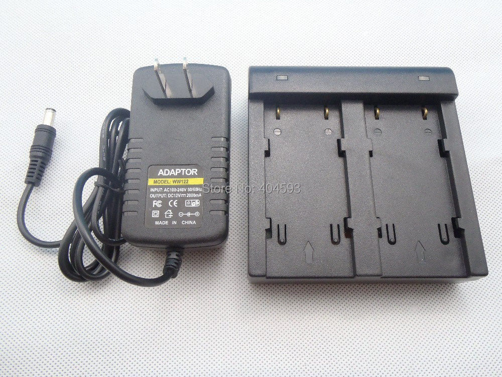 NEW DUAL CHARGER ,FOR TRIMBLE 5700/5800/R8/R7/R6 GNSS GPS ...