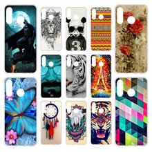 Case For Huawei P30 Lite Silicone Back Cover for Soft TPU Phone Shells Fundas P30Lite Bumper