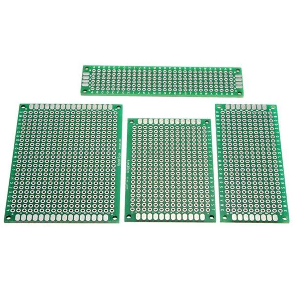 40pcs FR-4 2.54mm Double Side Prototype PCB Printed Circuit Board
