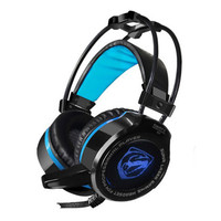 G2 Wired Luminous Gaming Headset Headphones With Microphone For PS4 PC Laptop Phone F528