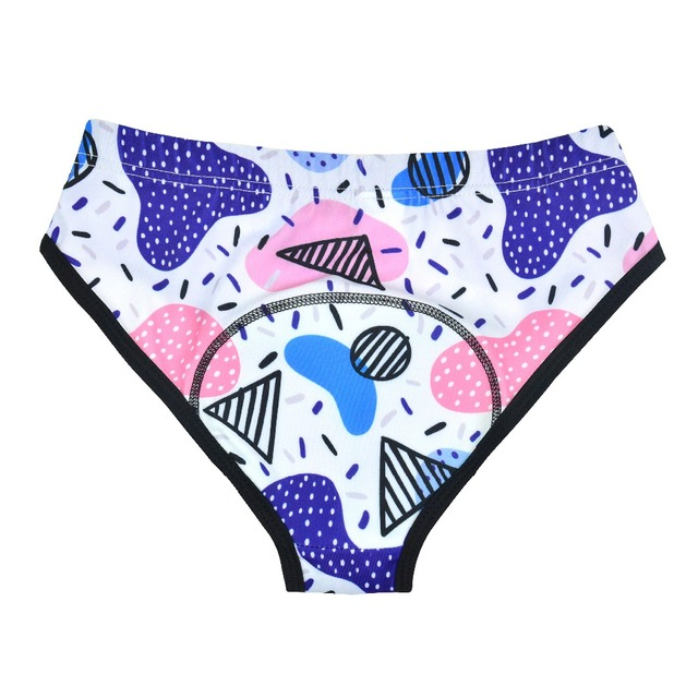 BXIO Woman Bicycle Cycling Underwear Gel 3D Padded ladies Bike Riding Short Pants Cycling Underpants