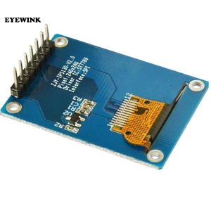 Image 5 - جديد IPS 1.3 بوصة 3.3 فولت 12PIN SPI HD كامل اللون TFT شاشة عرض ST7789 محرك IC 240*240
