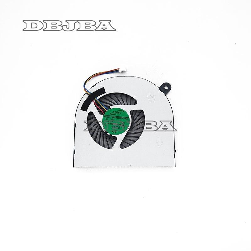 Ventilador de refrigeración GPU para Acer Aspire V Nitro VN7 591 VN7 591G VN7-591 VN7-591G 00H860 AB07505HX070B00 ventilador de refrigeración para ordenador portátil