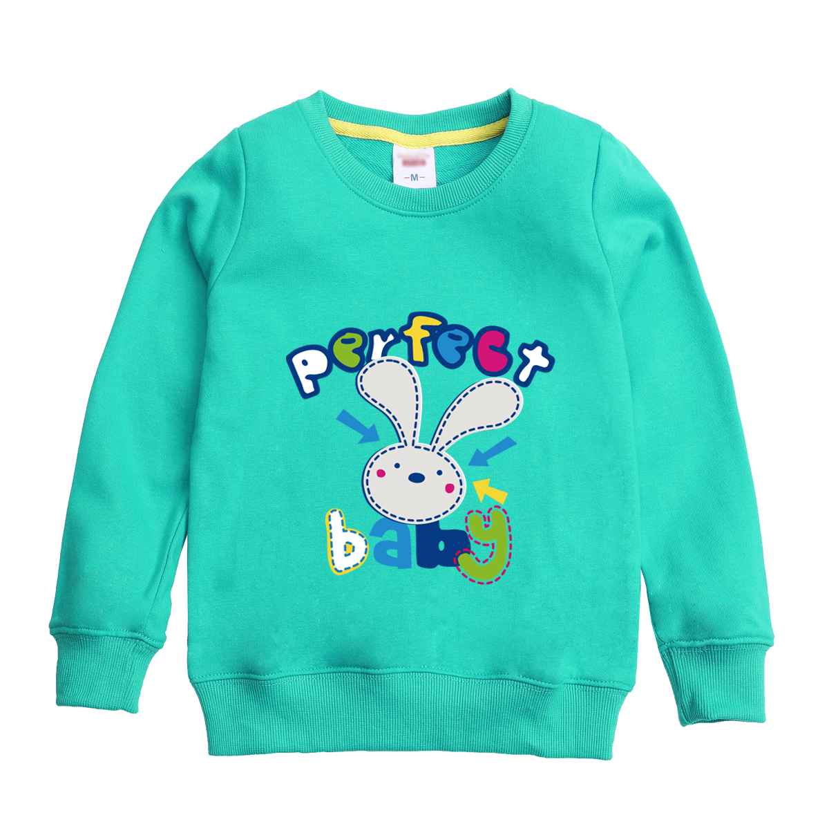 Perfect baby pattern printed hot top winter autumn sweatshirt design for child hooded childrens clothing