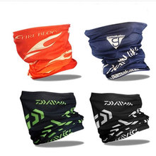 Daiwa outdoor Magic scarf wind proof Sunscreen seamless Variety for Cycling Climbing Fishing with different colors free shipping