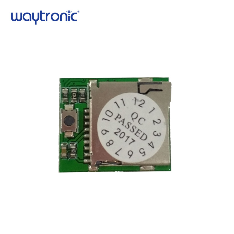 Small MP3 Audio Recording Encryption Voice Recorder Module with Decryption Software