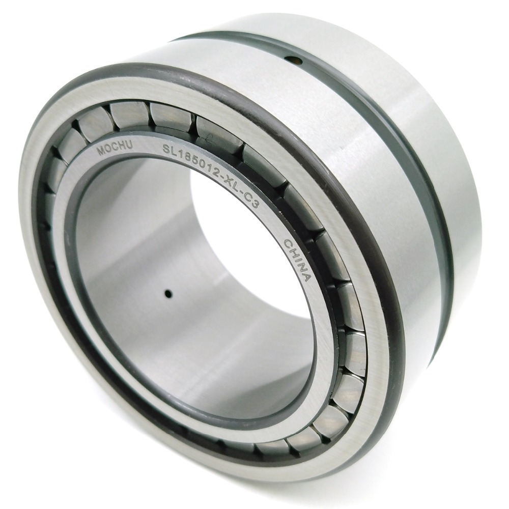1pcs MOCHU SL185012-XL-C3 60X95X46 SL185012 Full Complement Cylindrical Roller Bearings Double Row f2522 full complement needle roller bearings 942 25 the size of 25 32 22mm