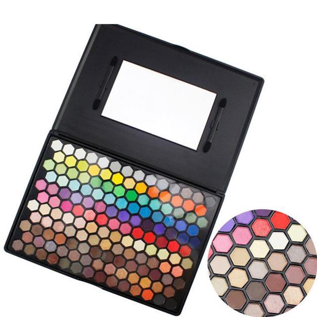 Professional 149 Colors Neutral Shimmer Glitter Eyeshadow Cosmetic Matte Eye shadow Palette Eye Makeup Set RP1-5