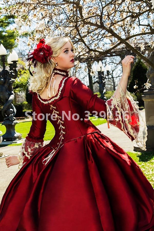 Princesse Rococo Mariages Des Picture Renaissance Parti Robe Costumes As Rois Robes Et Carnivale Thème wXHrwv
