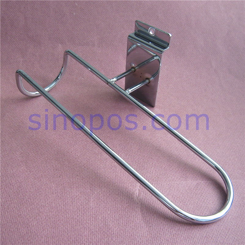 Slatwall Ice Skates Wire Hook, Heavy Duty Steel Metal