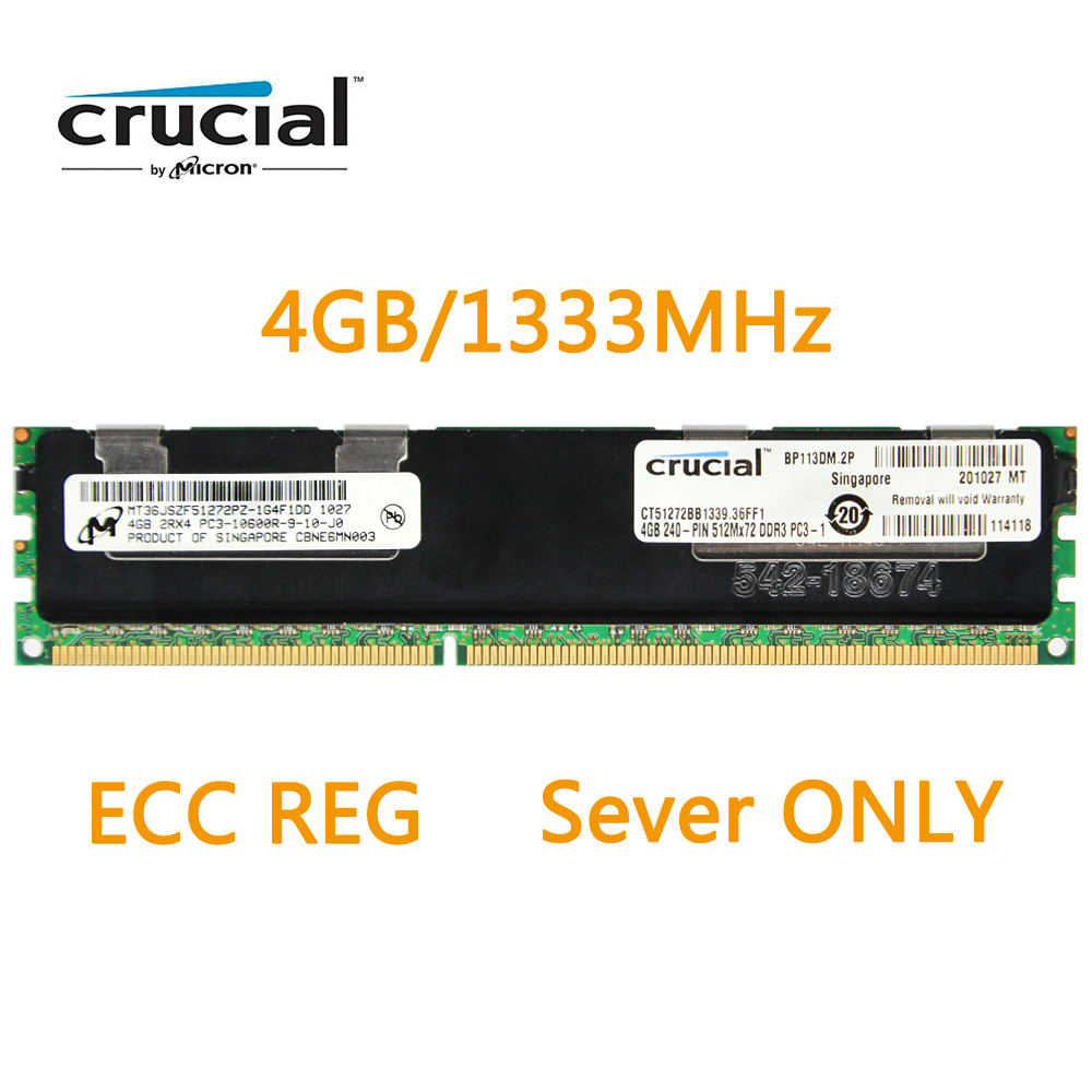 Buy Ddr3 Registered Ecc And Get Free Shipping On Samsung Memory Server 16gb Pc3 12800r Rdimm