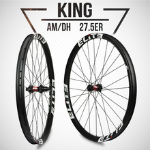 ELITE DT Swiss 240 Series 27.5er MTB Wheels 40mm*30mm Downhill DH Enduro Rim Hookless Tubeless JapanToray T700 Carbon Fiber