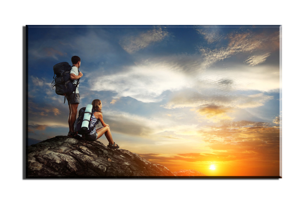 Online get cheap mountain climbing pictures aliexpress for Living on a mountain