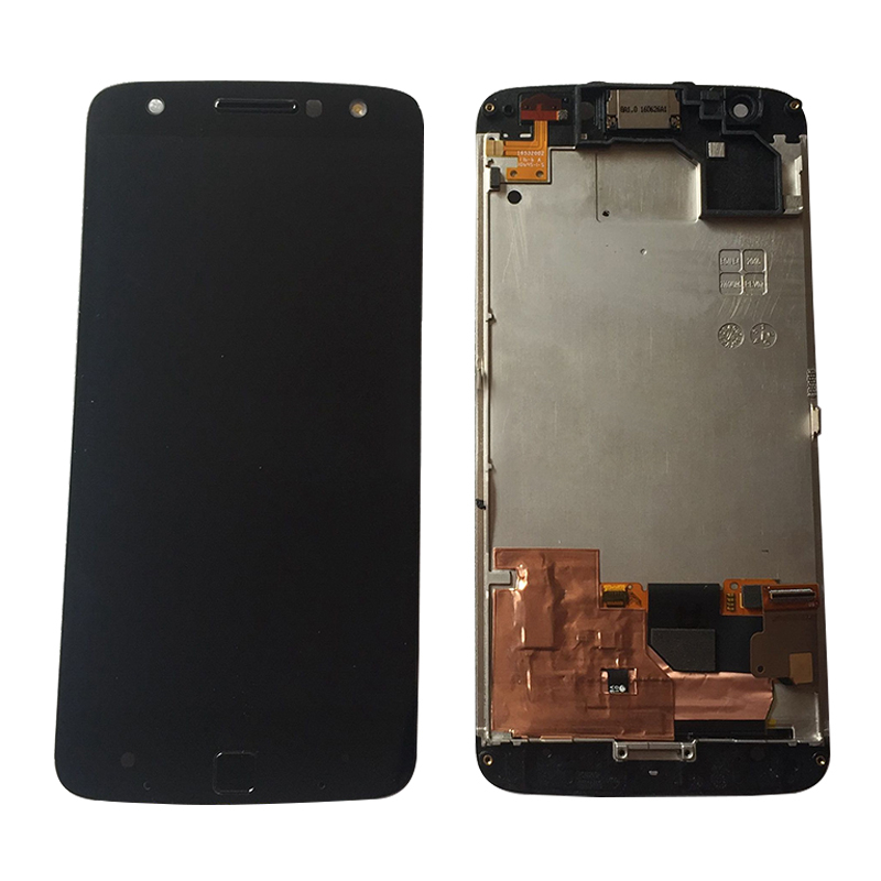 SZHAIYU <font><b>LCD</b></font> Display Touch Screen For Motorola Moto Z Force Droid <font><b>XT1650</b></font> Screen Digitizer Panel image