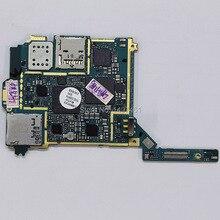 Original placa mãe/placa principal/placa pcb peças de reposição para samsung galaxy s4 zoom sm-c101 sm-c1010 c101 telefone móvel