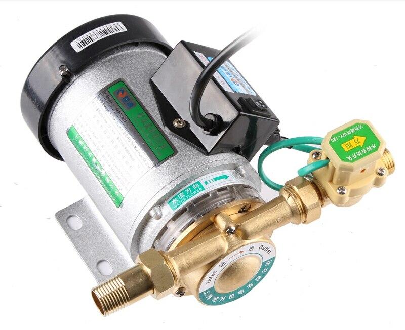 Chauffe-eau à gaz automatique pompes à eau solaires pompe de surpression de l'eau muet 280 W température appropriée 2-110 degrés
